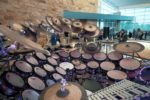 Terry Bozzio DW Drum Kit Tour / Interview