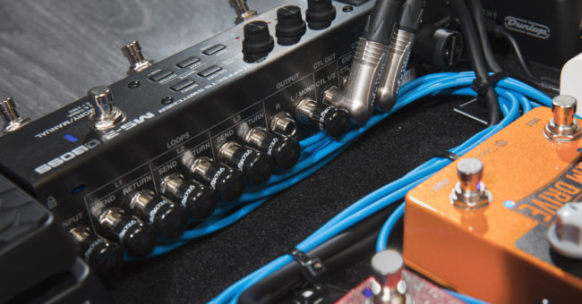 Enjoyable Cable Management For Pedalboards Sweetwater Wiring Digital Resources Cettecompassionincorg