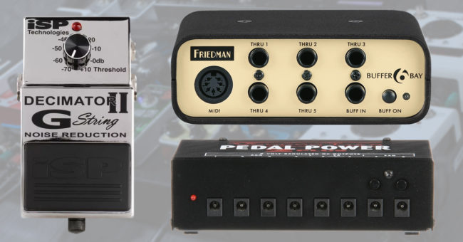 Fine Cable Management For Pedalboards Sweetwater Wiring Digital Resources Anistprontobusorg