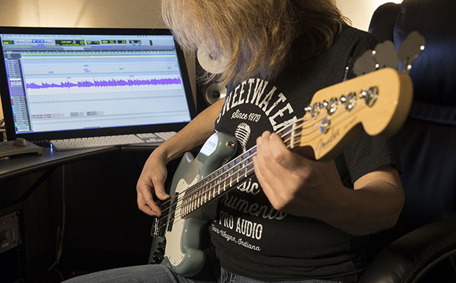 The Guitarist's Guide to Tracking Bass | Sweetwater