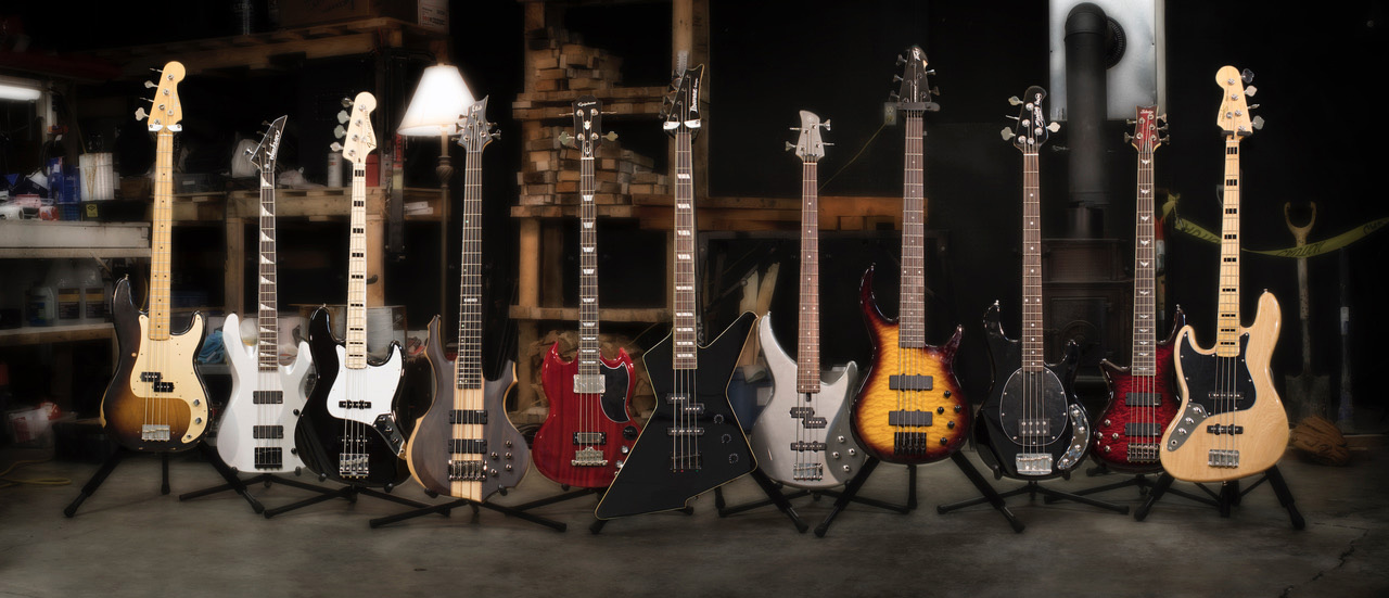 Best Basses For Metal Under 1000 Sweetwater