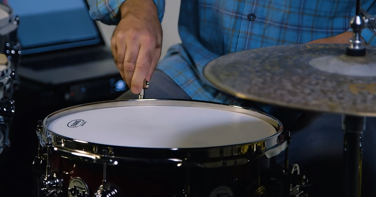 7 Seriously Cool Drum Tuning Tricks | Sweetwater