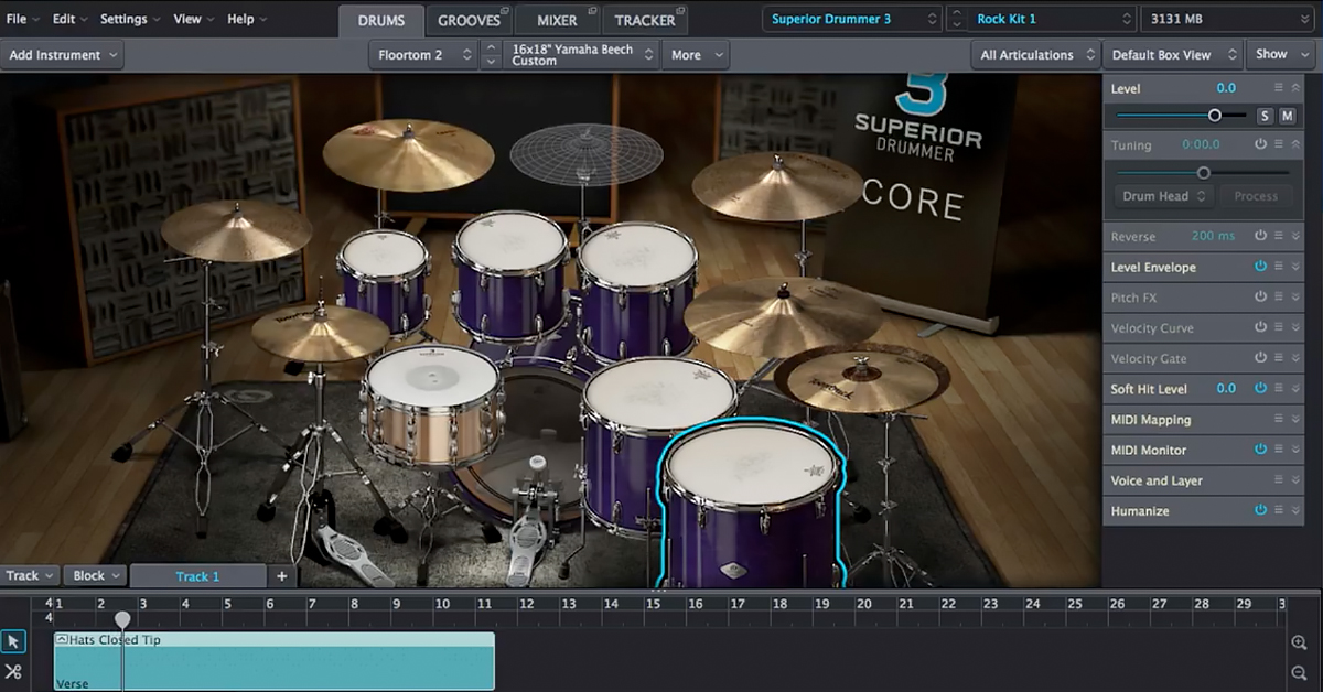 6 Tips for Programming More Realistic Sounding Drums