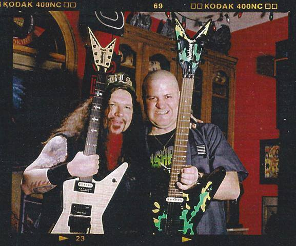 Three Dimebag Darrell-inspired Guitar Licks | Sweetwater