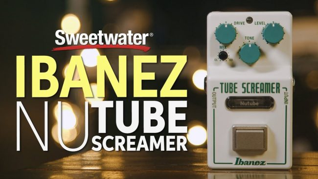 There is no master list to. The original Ibanez TS9 Tube.