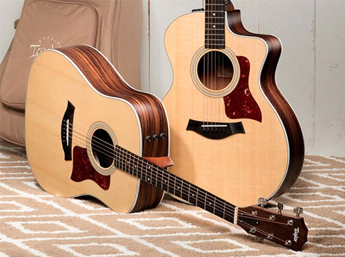 How To Choose A Taylor Guitar Sweetwater