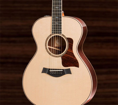 The Grand Concert Body Shape Is Taylor Guitars Most Compact Offering It Extremely Comfortable For Smaller Players While Still Being A Great Fit