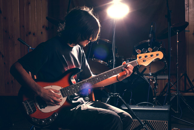 How to Launch a Career as a Freelance Bassist | Sweetwater