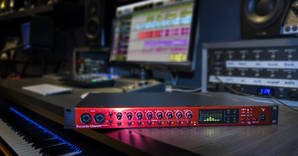 How to Add More Inputs to Your Audio Interface | Sweetwater