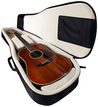 1fbb4953fab On the other side of the spectrum are soft cases, also known as gig bags.  Where hard cases struggle, gig bags excel. They are generally lightweight  and easy ...