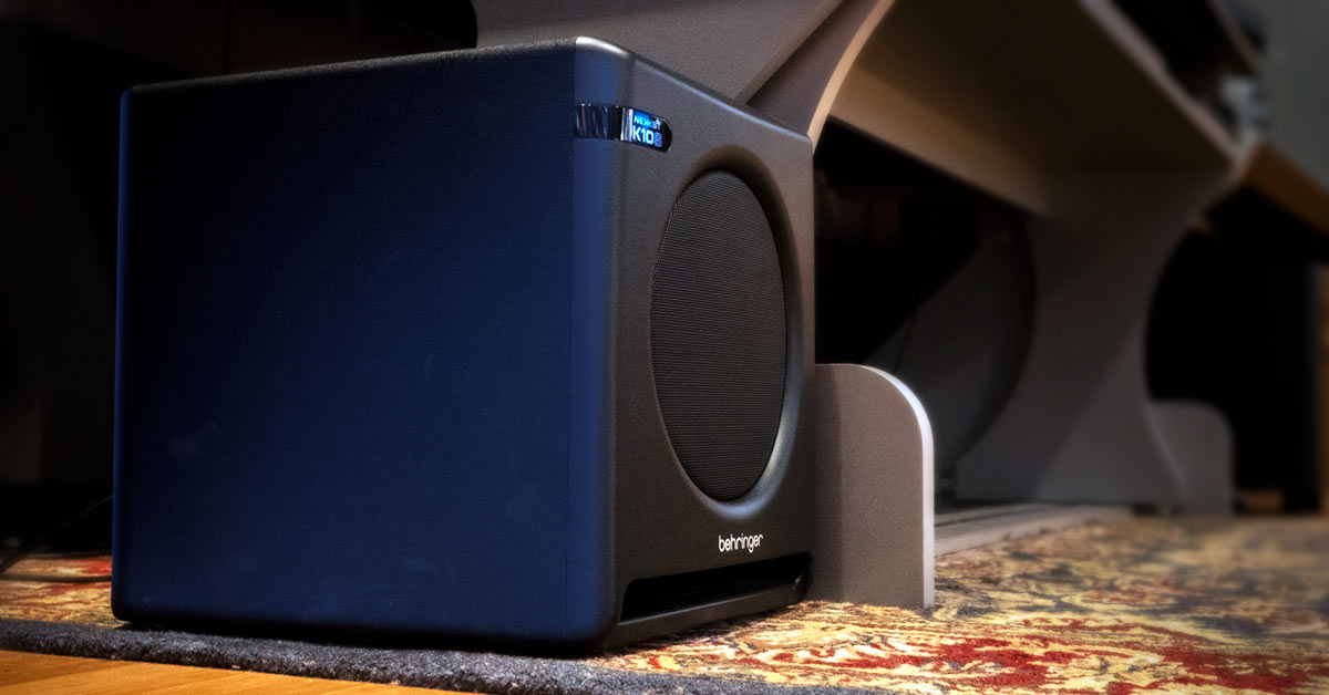 Mixing With a Subwoofer: Good or Bad?   Sweetwater