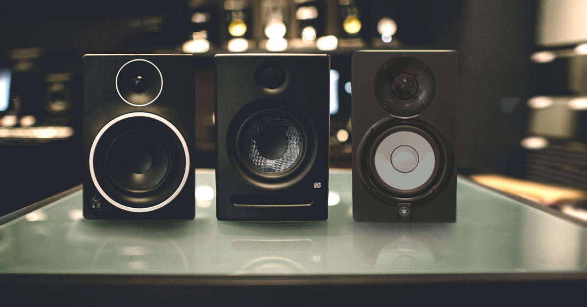 best studio monitors under 500 sweetwater. Black Bedroom Furniture Sets. Home Design Ideas