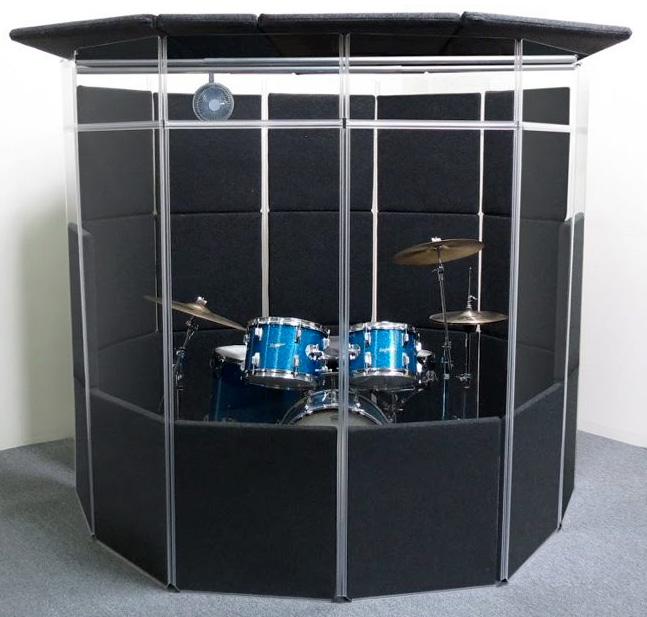 Best Drum Shields For Worship Sweetwater