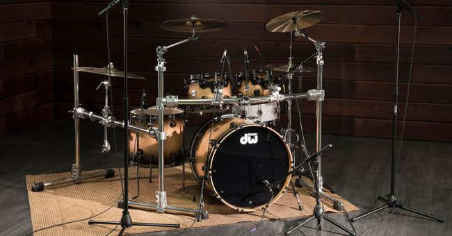 How To Mic A Drum Kit Sweetwater