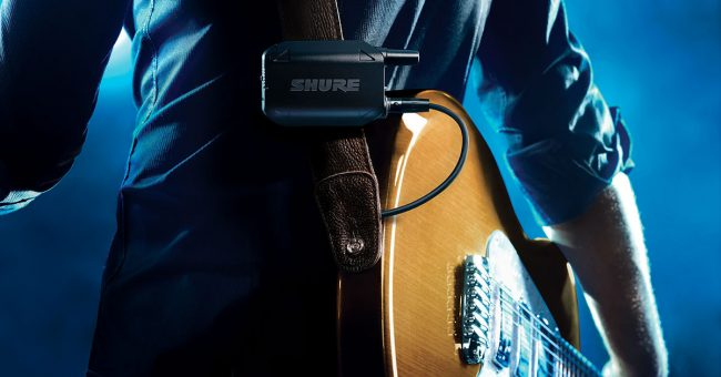 Best Wireless Systems for Guitar | Sweetwater