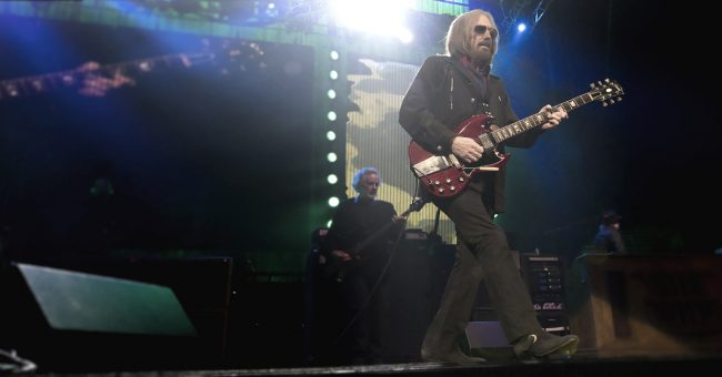 Remembering Tom Petty Sweetwater