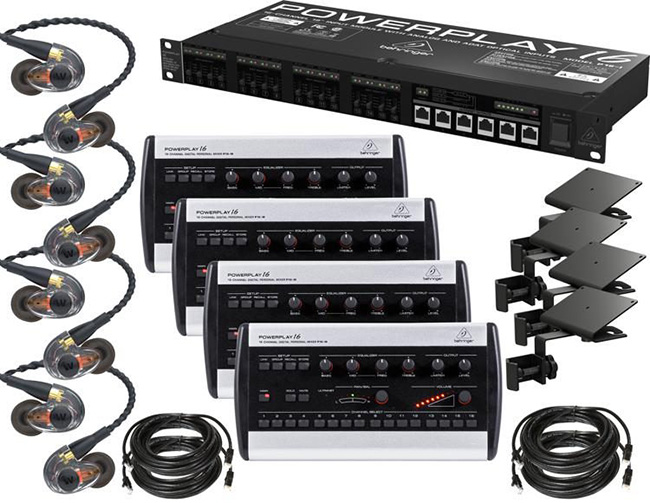 how to add an in ear monitor rig to your system sweetwater. Black Bedroom Furniture Sets. Home Design Ideas