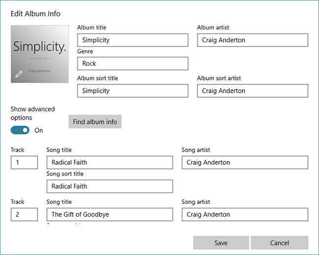 How to Make Windows 10 Groove Music Work the Way You Want | Sweetwater