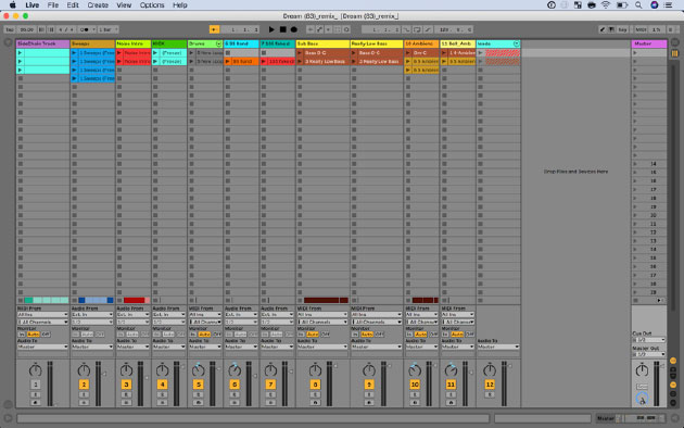 5 Tips for Getting Started with Ableton Live   Sweetwater
