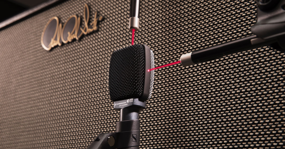 Guitar Cabinet Mic Shootout Sweetwater