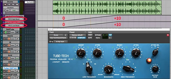 Pultec EQ Shootout – with Sound Samples | Sweetwater