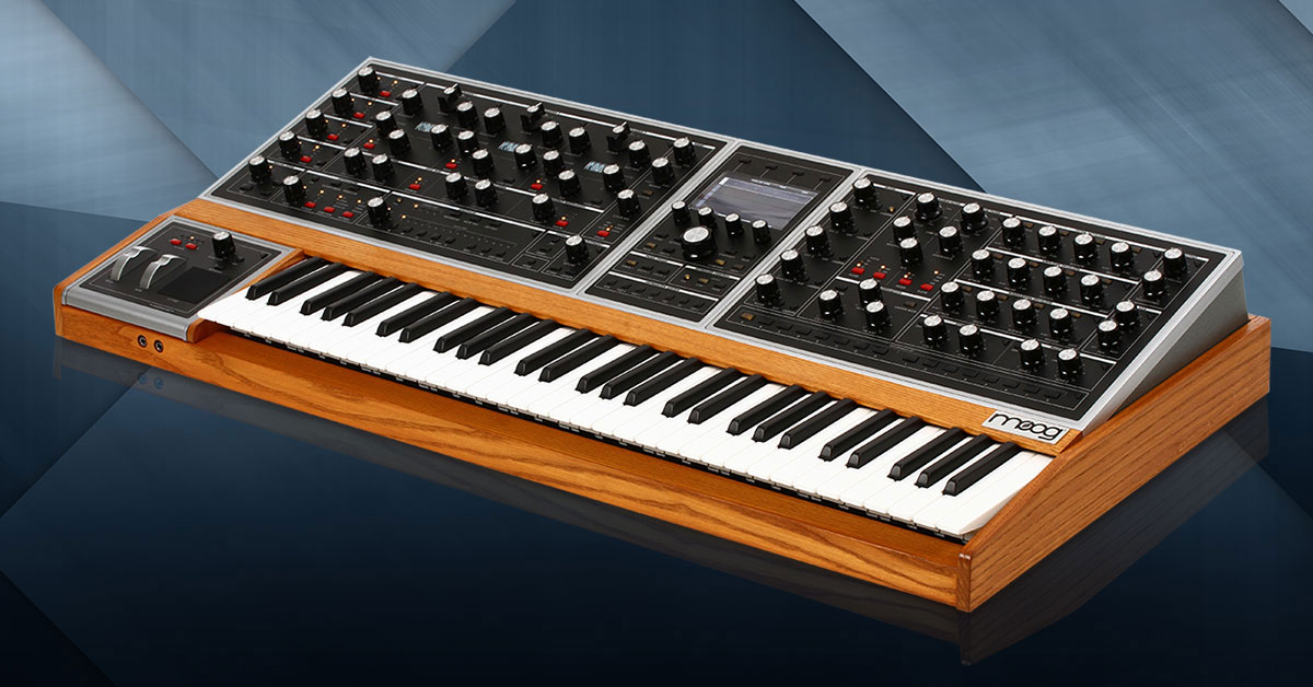 Was 2018 the Year of the Synth? | Sweetwater