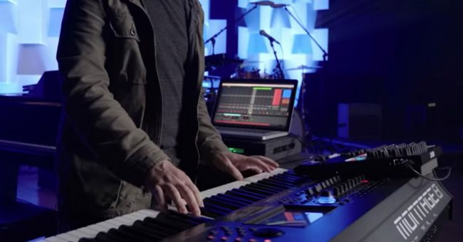 Taking Control of Your Keyboard Rig Using Ableton Live
