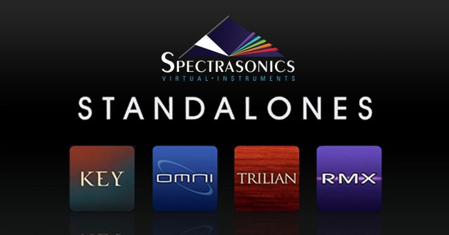 Spectrasonics Announces New Standalone Apps   Sweetwater
