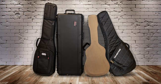901f831abe0 The Best Cases for Guitars and Basses | Sweetwater