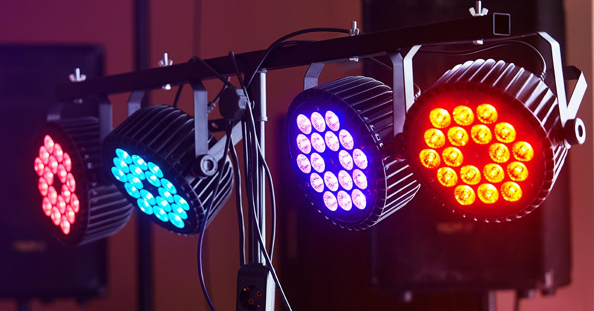Easy Tips for Integrating DMX Lighting into Your Performance