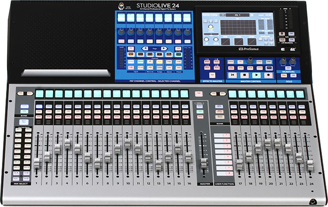 live sound mixers analog vs digital which is right for you sweetwater. Black Bedroom Furniture Sets. Home Design Ideas