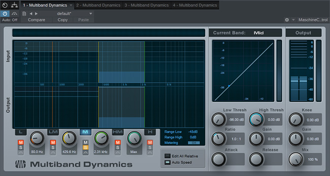 Multiband Processing: The Next Big Thing in Effects
