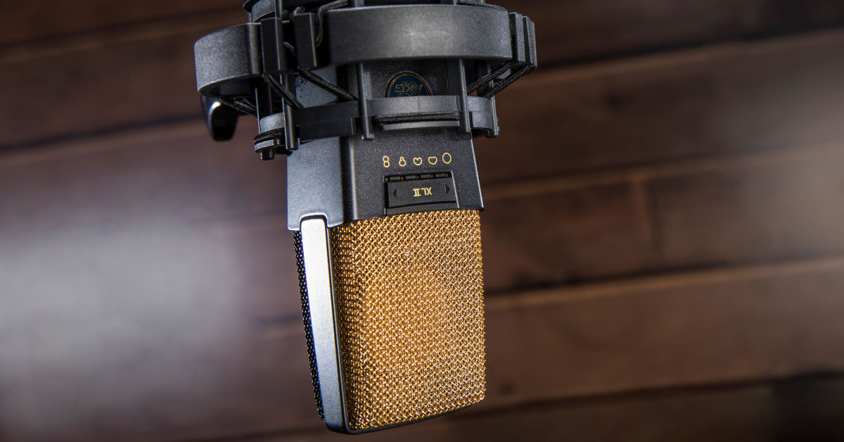 The History of the AKG C414 | Sweetwater