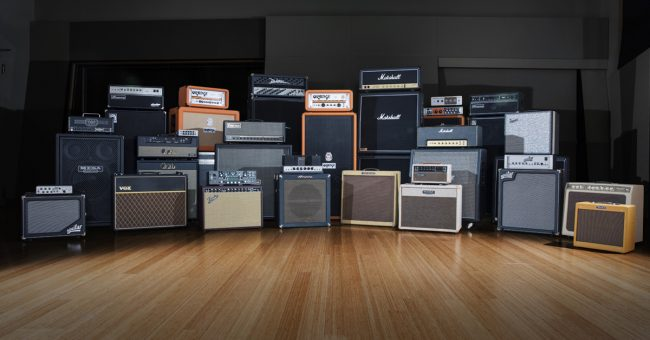 The Guitarist's Guide to Electric Guitar Amps - Part 1