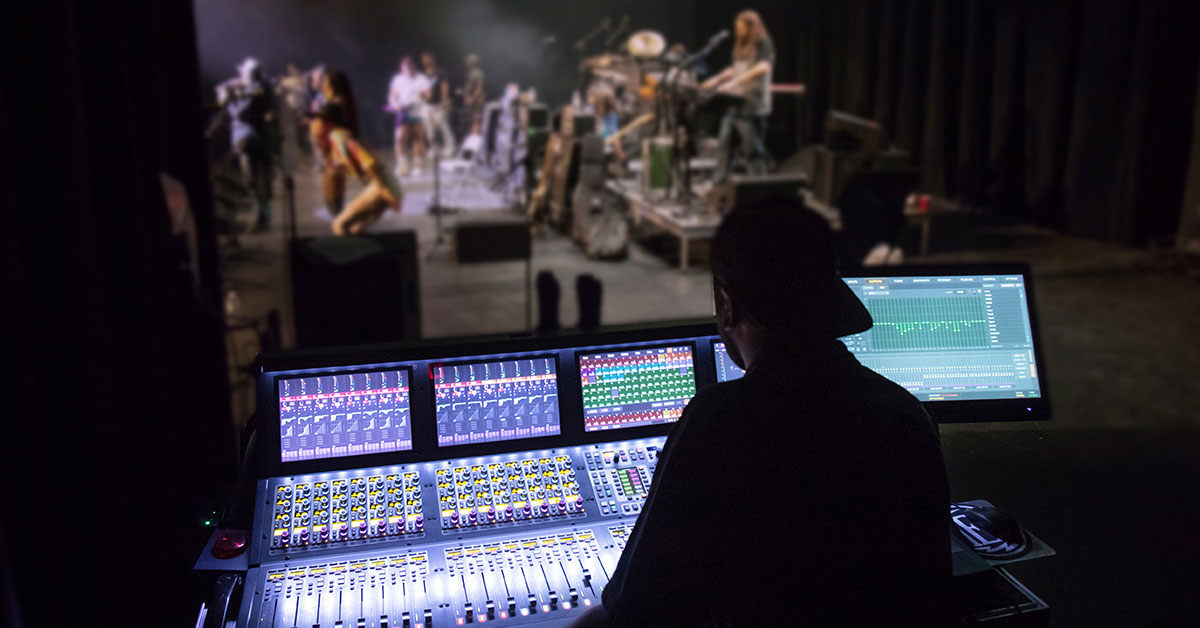 FOH Pros Share Tips to Get a Great In-ear Mix   Sweetwater