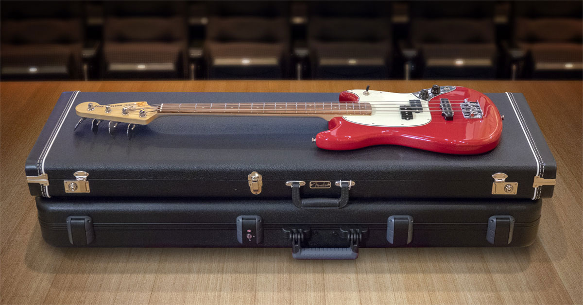 6fad5fc8f7 Best Bass Guitar Hard Cases | Sweetwater