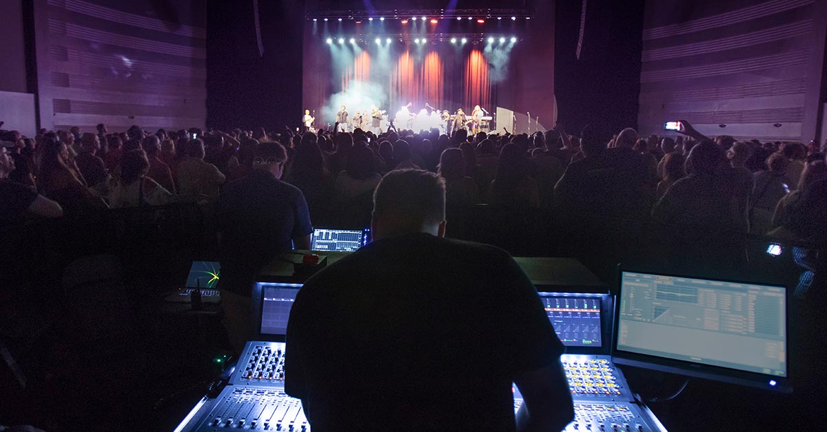 Your #1 Tip for Getting a Great Live Mix – FOH Pros Weigh In