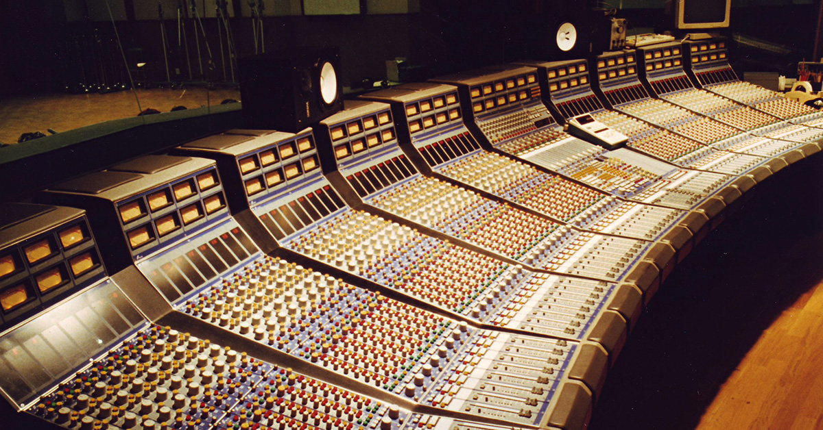 Legendary Consoles and Their Impact on Music History | Sweetwater