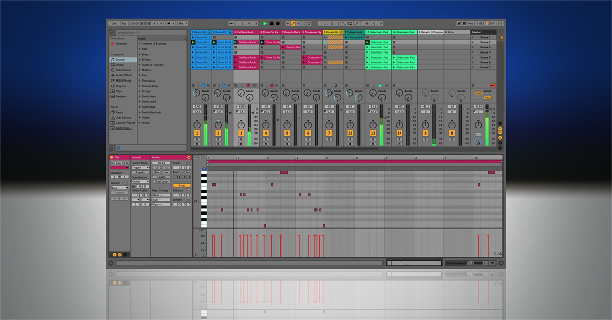 10 Terrific Tips for Ableton Live 10 | Sweetwater