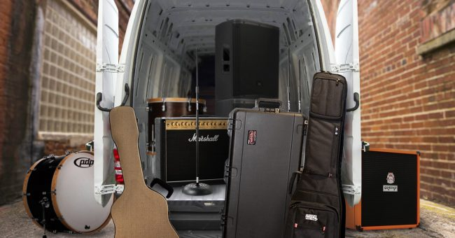 Van Packing Checklist for the Gigging Musician | Sweetwater