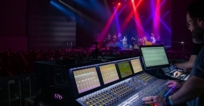 Anywhere but the FOH | Sweetwater
