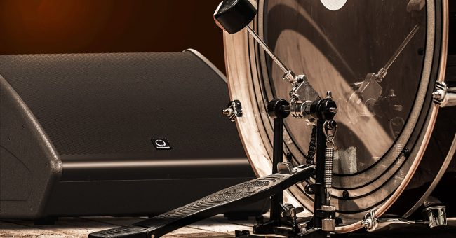 Best Stage Monitors for Drummers | Sweetwater