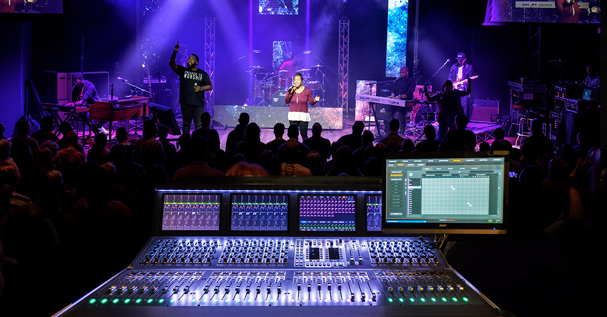 Best Sound Systems For Churches Sweetwater