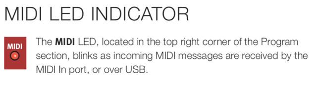 MIDI Indicator
