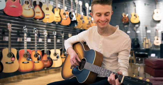 15 Best Guitars for Beginners 2019   Sweetwater