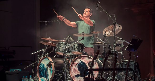 The Not-so-quiet Health Benefits of Drumming   Sweetwater