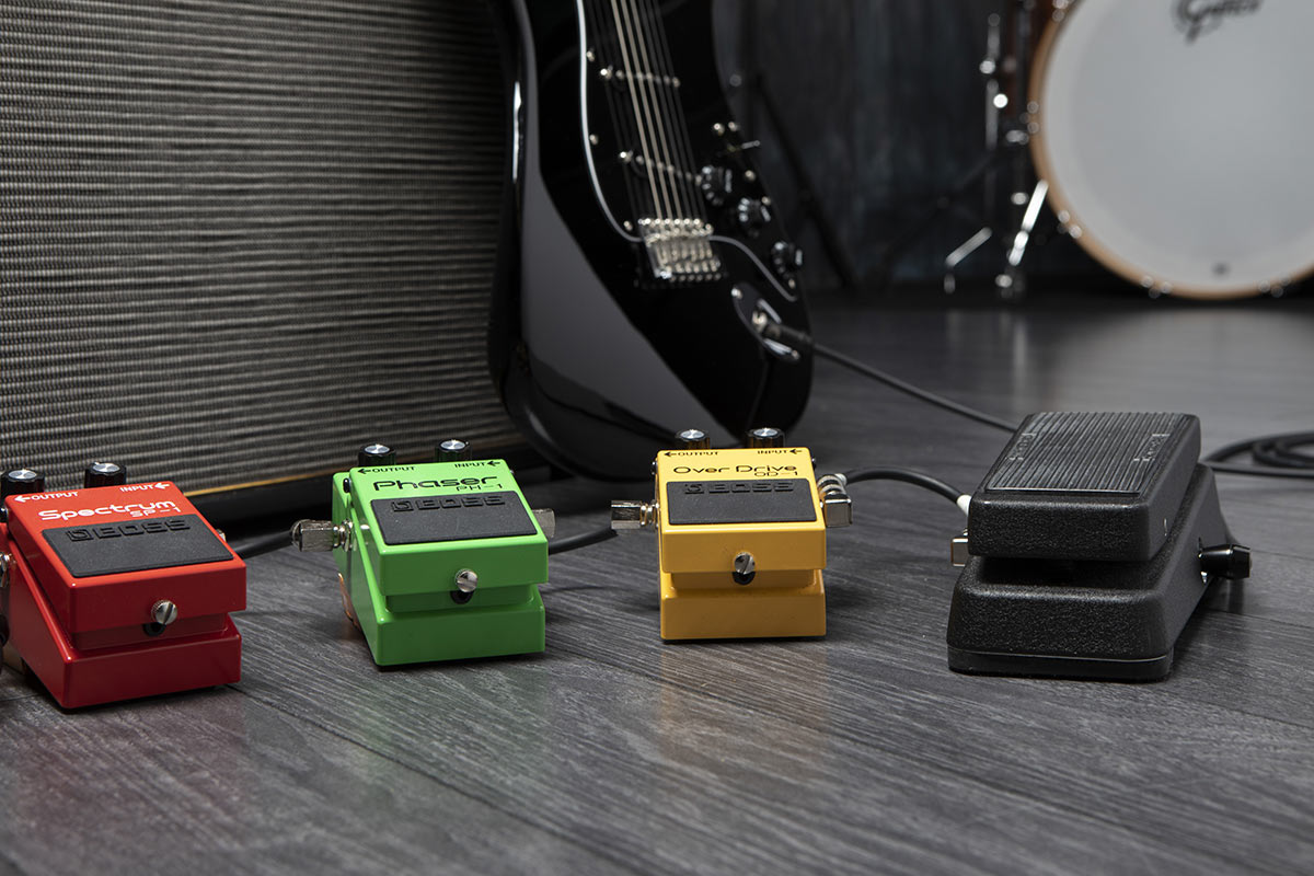 5 Pedals That Changed Guitar Forever Sweetwater Wah Circuit But With No Up And Down Variation Like The Pedal Allows