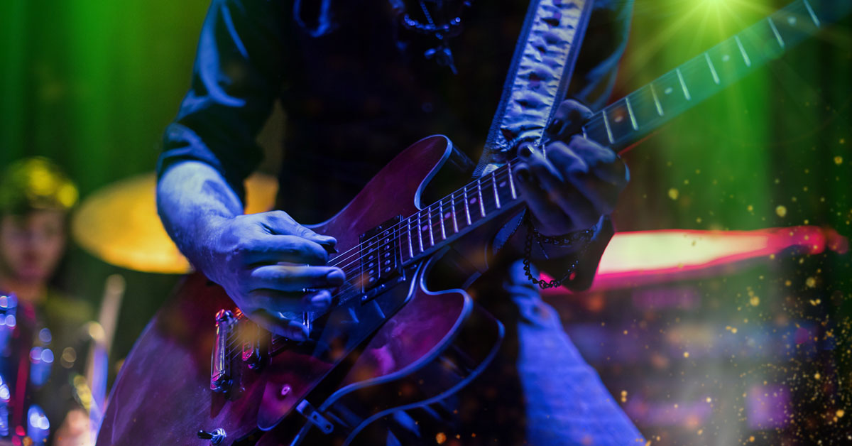 What Makes A Great Rhythm Guitar Player Sweetwater