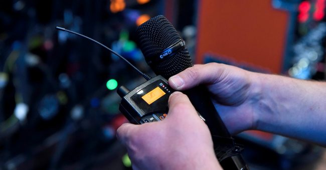 The FCC's Spectrum Auction and Your 600MHz Wireless Mics