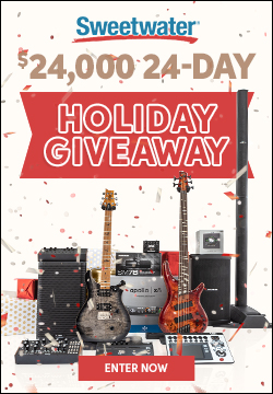 $24,000 24-Day Holiday Giveaway